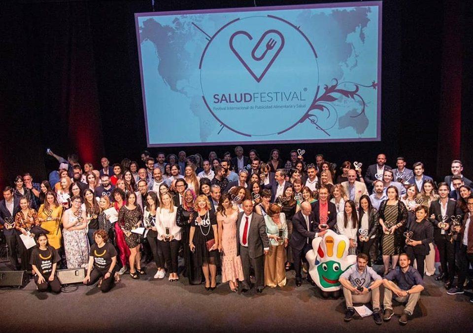 Premios de Honor Salud Festival 2019